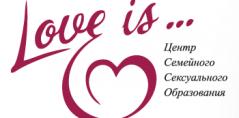 logo Love is