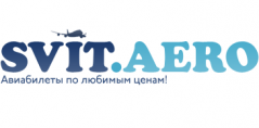 Svit.aero – сайт по бронированию авиабилетов онлайн (Киев)